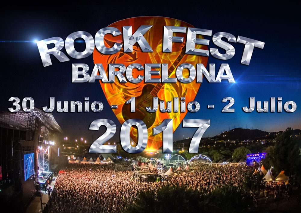 Rock Fest Barcelona 2017